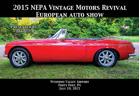 Ne pa vintage motors revival the morgan experience for Wyoming valley motors used cars